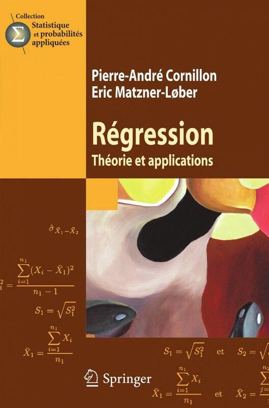 Régression : théorie et applications