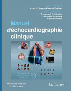 Manuel d'échocardiographie clinique