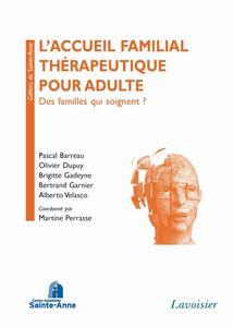 L'accueil familial thérapeutique pour adulte : des familles qui soignent ?
