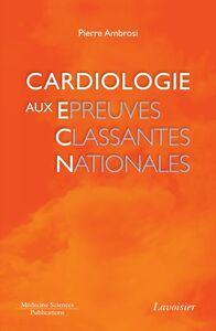 Cardiologie aux épreuves classantes nationales