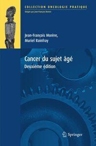 Cancer du sujet âgé