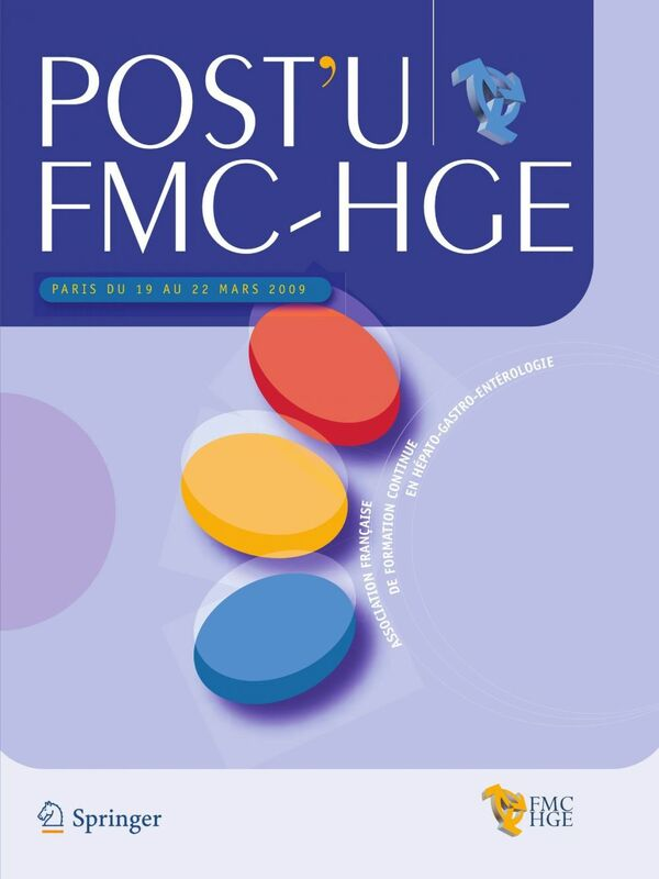 Post'U FMC-HGE : Paris, Palais des Congrès, Porte Maillot, 20-22 mars 2009