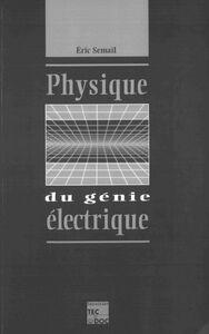 Physique du génie électrique