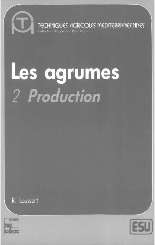 Les Agrumes Volume 2, Production