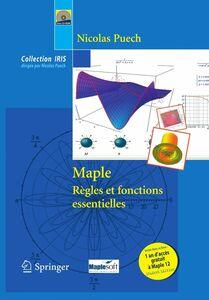 Maple : règles et fonctions essentielles