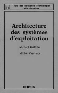 Architecture des systèmes d'exploitation