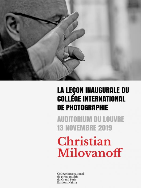La Leçon inaugurale du Collège international de photographie