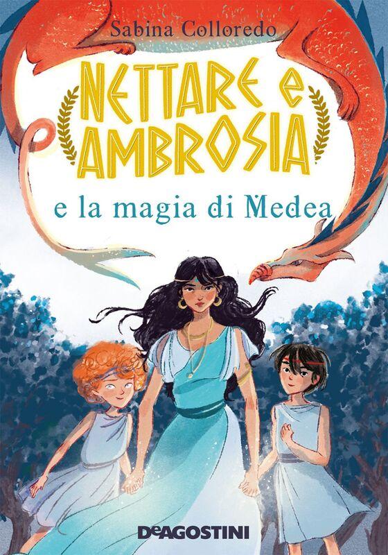Nettare e Ambrosia e la magia di Medea