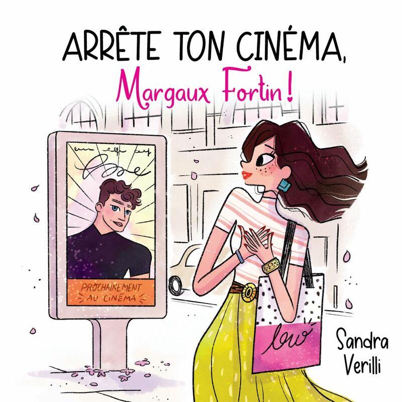 Arrête ton cinéma, Margaux Fortin!