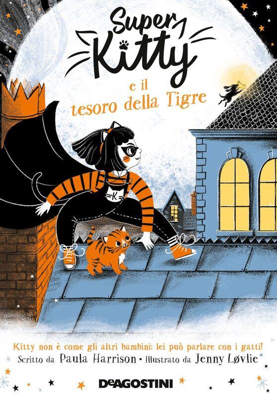 Super Kitty e il tesoro della tigre