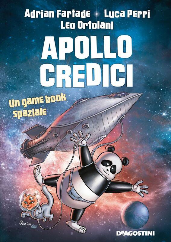 Apollo credici Un game book spaziale