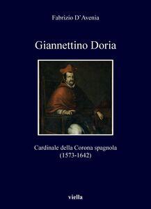 Giannettino Doria Cardinale della Corona spagnola (1573-1642)