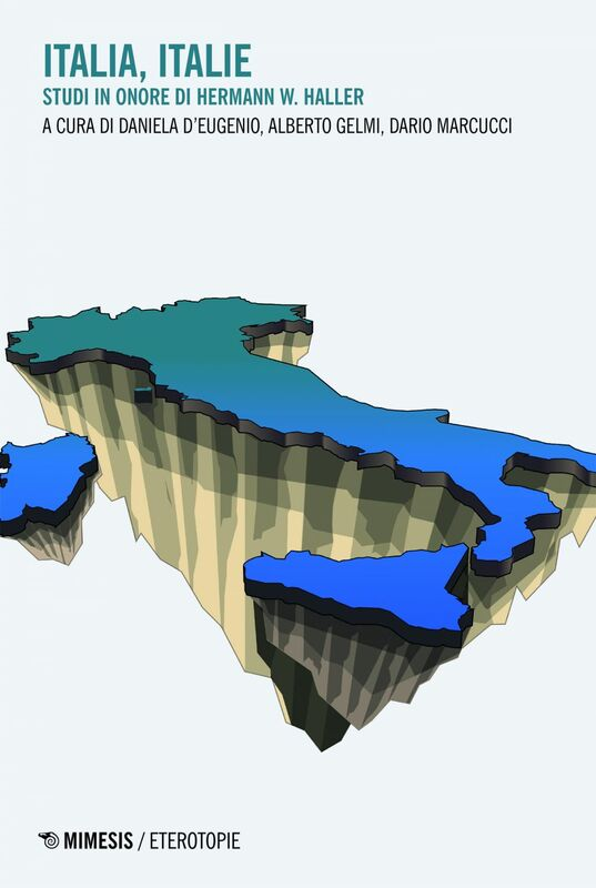 Italia, Italie Studi in onore di Hermann w. Haller