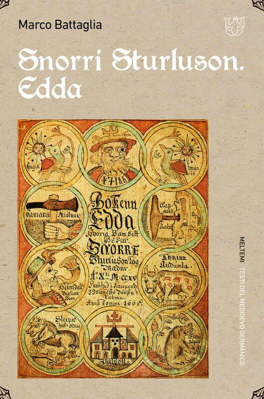 Snorri Sturluson. Edda