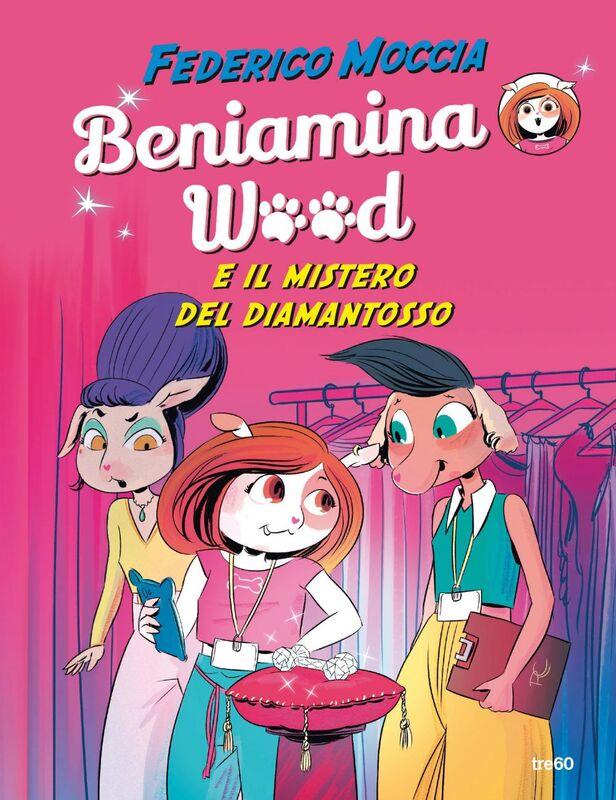 Beniamina Wood e il mistero del diamantosso