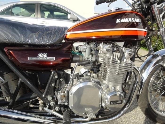 Photo 1974 Kawasaki Z1 900 for sale .