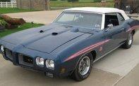Photo 1970 Pontiac GTO Convertible