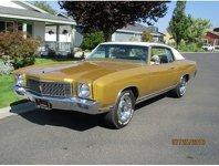 Photo 1971 Chevrolet Monte Carlo