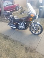 Photo 1976 Honda GOLD WING