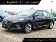 Photo 2019 Hyundai Ioniq Hybrid Limited 4DR Hatchback