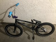 Photo BMX fit bike