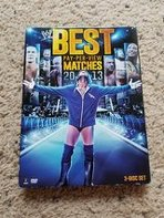 Photo WWE Best PPV 2013 DVDs