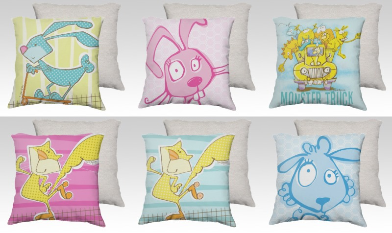 Pillow Collection - CHILDREN'S DECOR preview