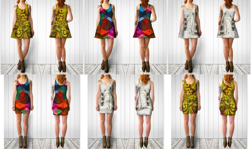 Dresses - Flared and Body Con preview