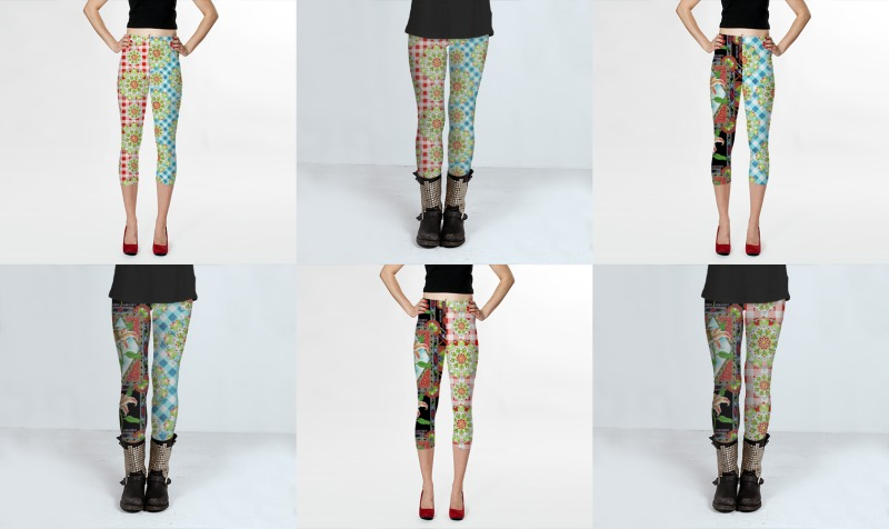 Mix and Match Leggings preview