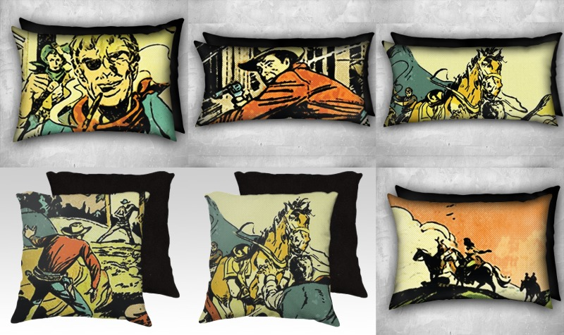 Western Pulp Pillows preview