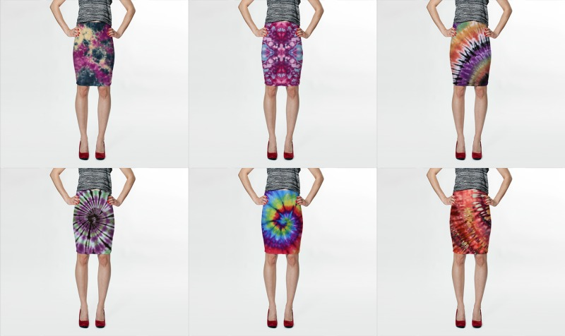 Fitted Skirt preview