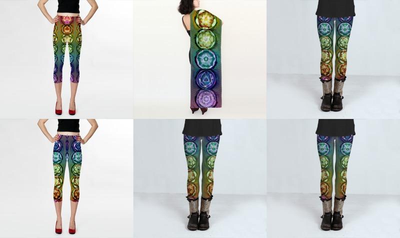 Cymatics, Chakras, Hexagons & Rainbows preview