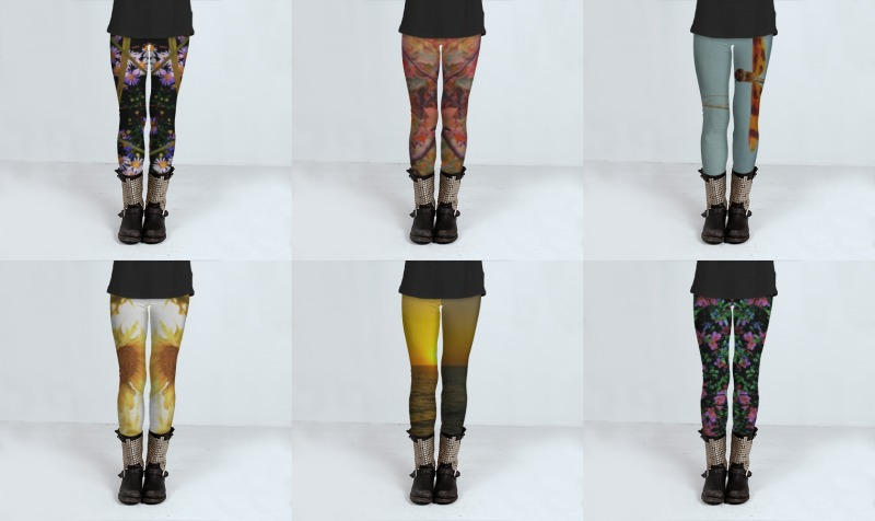 Art Leggings preview