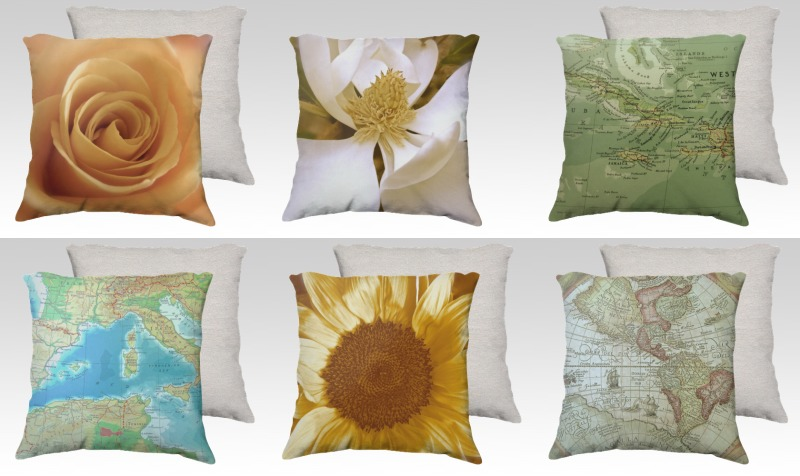 Art Pillow Covers preview