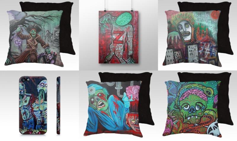 Zombies N Fan Art preview