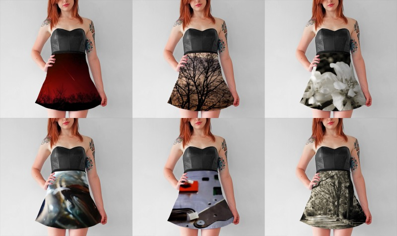 Flared Skirts preview