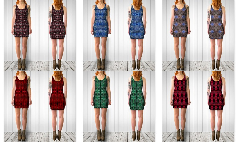 BODYCON DRESSES preview