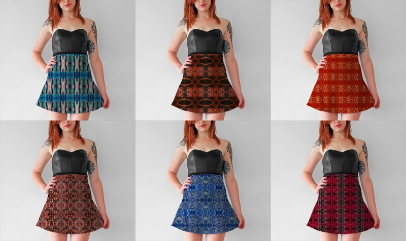 FLARE SKIRTS preview