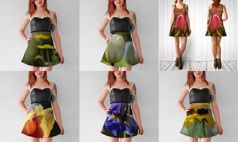 Flare Skirt Collection preview