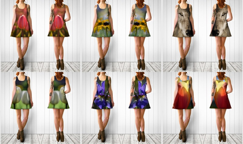 Flare Dress Collection preview