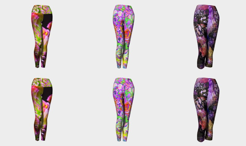 AWESOME LEGS LEGGINGS preview