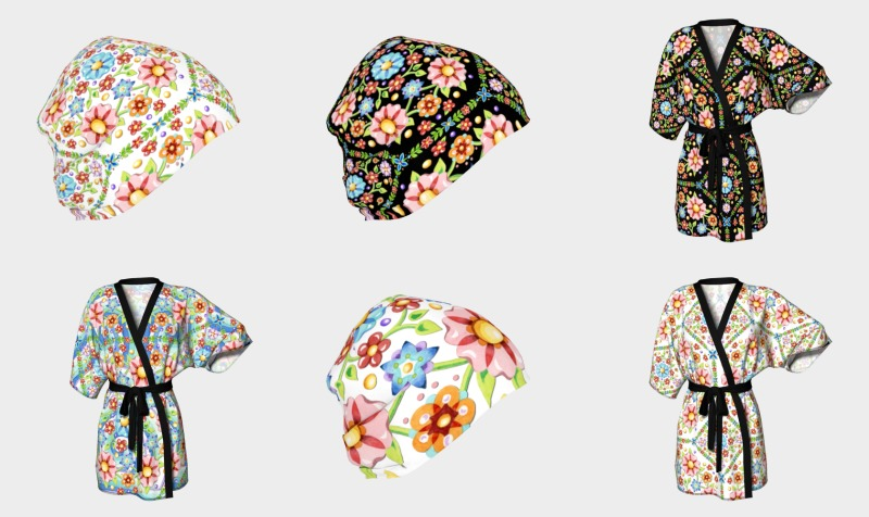 Millefiori Floral preview