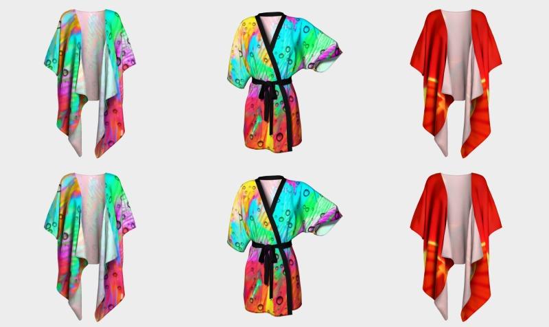 Kimono preview