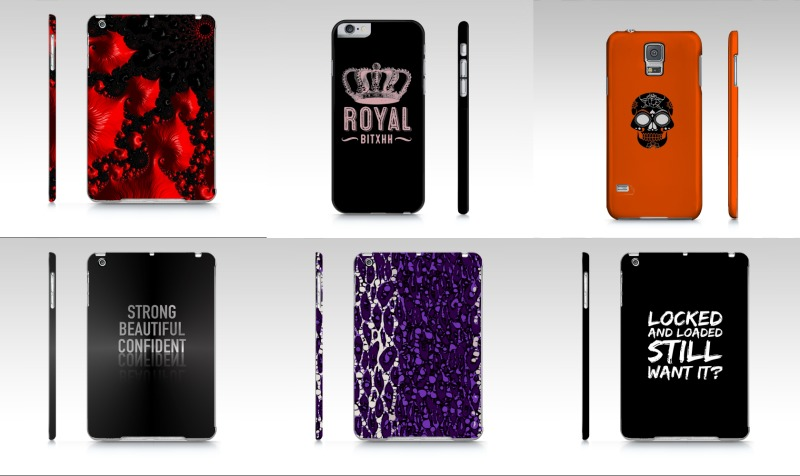 Cases preview