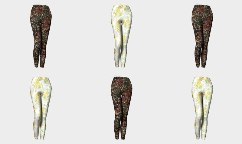 Original Leggings by PettiBear preview
