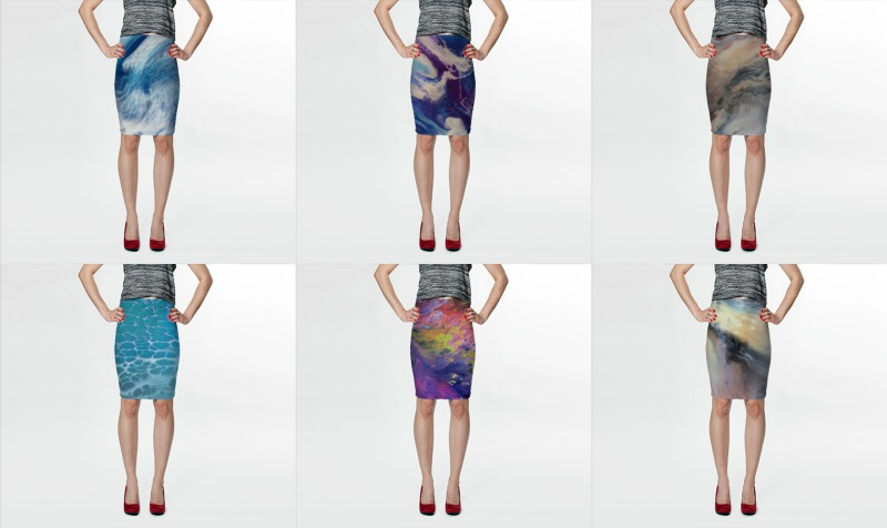 Fitted skirt - Design by JOLA preview