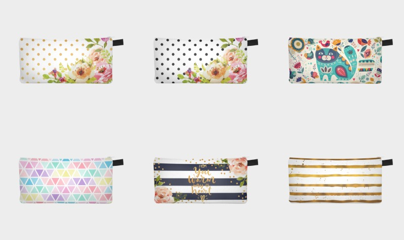 All Over Print : Pencil Case preview