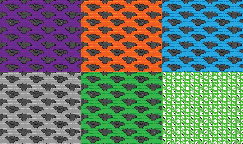 Halloween Fabric preview