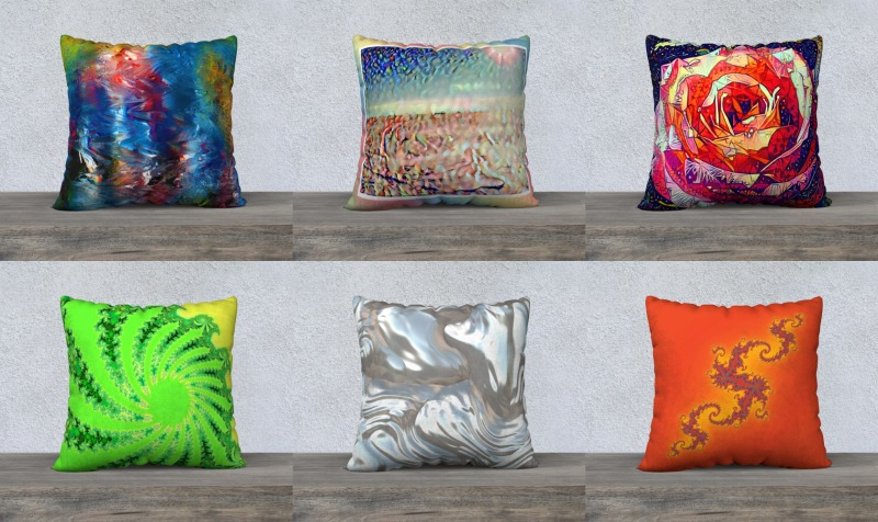 "Throw Pillow Covers-18""x18"" preview"