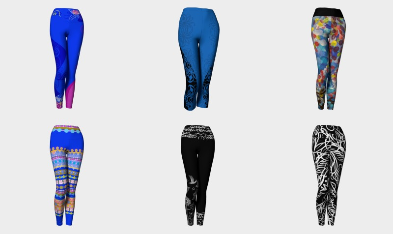 Leggings & Capris preview
